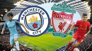 Man City Liverpool Pic
